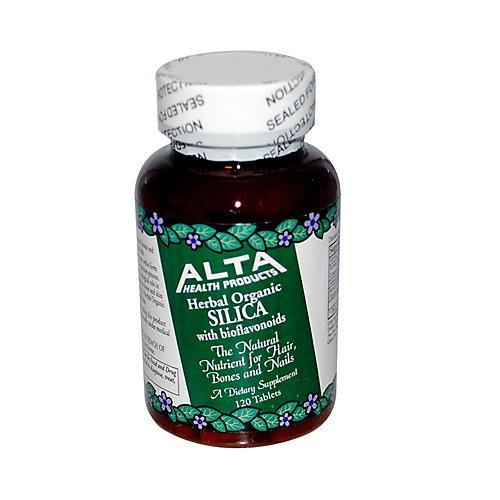 Alta Health Products - Sil-X-Silica 120 tab