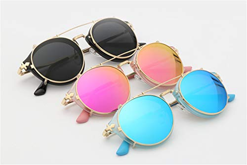 Mirrored Classic Pilot XIYANG pour Pink Retro Lunettes Soleil White Filter de Nouveau de Polarized Lunettes Soleil Design Hommes nxSqf1wx