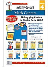 Learning Center Collection Math: Grade 4 by Mailbox Book