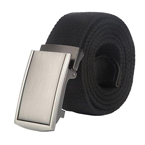 Gelante Canvas Web Belts Military Style Adjustable Durable