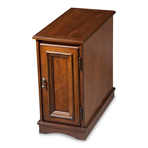 Butler Chairside Chest, Brown ()