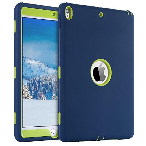 iPad Pro 10.5 Case, BENTOBEN 3 in 1 Slim Lightweight Heavy D