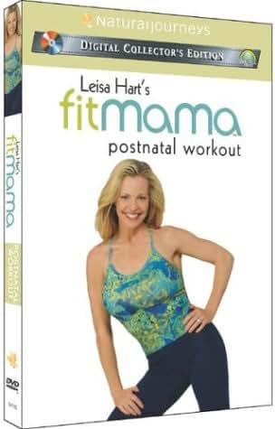Leisa Hart's FitMama: Postnatal Workout / FitMama & Me