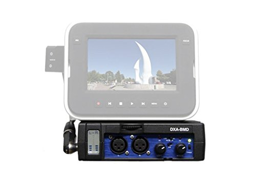 Beachtek Audio Adapter (BeachTek DXA-BMD Audio Adapter for Blackmagic Cinema Camera)