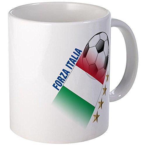 (CafePress Italian World Cup Soccer Mug Unique Coffee Mug, Coffee Cup)