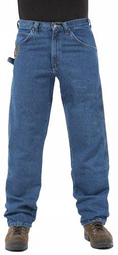 Riggs Workwear By Wrangler Men's Big & Tall Work Horse Jean,Antique Indigo,44W x 34L