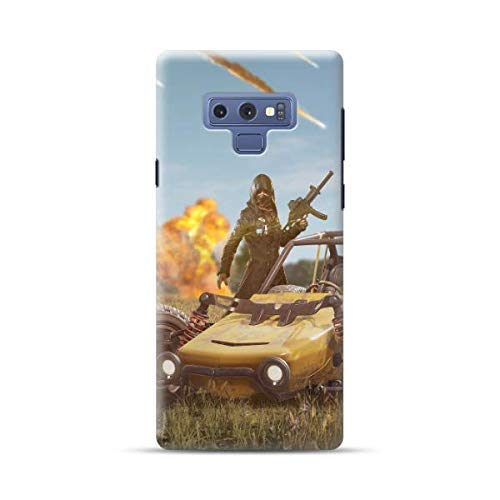 Pubg Samsung galaxy case Pubg phone case s9 Plus note 9 8 s8 s7 edge s6 s5 s4 cover art gift hard plastic silicone freefire vs pubg lover winner dinner (Samsung S7 Edge Vs S6 Edge Plus)
