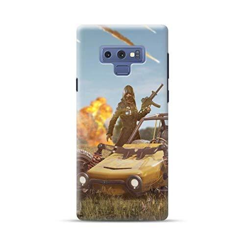 Pubg Samsung galaxy case Pubg phone case s9 Plus note 9 8 s8 s7 edge s6 s5 s4 cover art gift hard plastic silicone freefire vs pubg lover winner dinner (Samsung S6 Edge Vs Samsung S7 Edge)