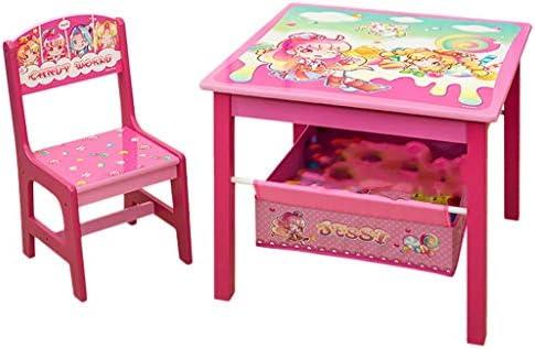 Juegos de mesas y sillas Mesa para Niños Mesa De Juegos De Jardín ...