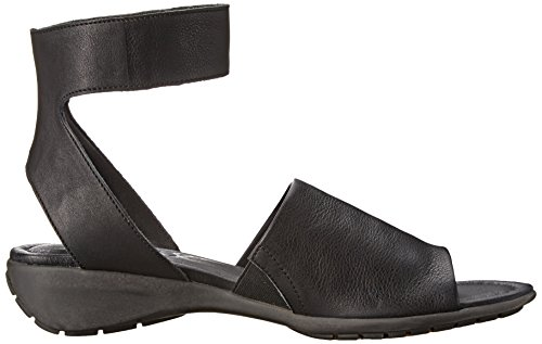 The Flexx Women's Beglad Dress Sandal, BLACK GUANTO, 7.5 M US by The FLEXX (Image #7)