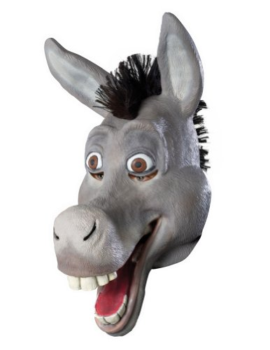 Donkey Masks (Donkey Mask Costume Accessory)