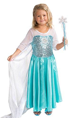 Butterfly Craze Queen Costume Flake