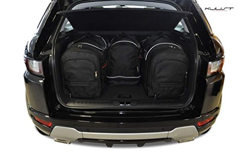 AUTO-TASCHEN MASSTASCHEN ROLLENTASCHEN RANGE ROVER EVOQUE, 2011- CAR BAGS - KJUST