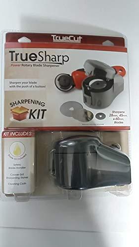 - Grace Company TrueCut TrueSharp Power Rotary Blade Sharpener