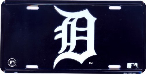 Detroit Tigers Metal - Detroit Tigers - 6