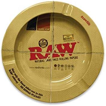 Raw Cendrier et plateaux roulants ROLLING MAT X1 Single x1 Single Rolling Mat