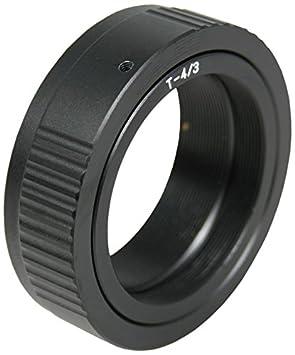 Anillo adaptador de objetivo T-2 para Nikon Baader Planetarium
