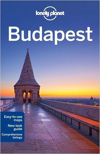 __IBOOK__ Lonely Planet Budapest (Travel Guide). STIHL imagen sistema Manejo Twitter Tommy mueve