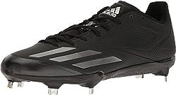 adidas Performance Men's Adizero Afterburner 3 Baseball Shoe, Power Red/University Red/White, 12.5 M US