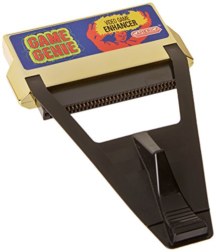 Game Genie Video Game Enhancer