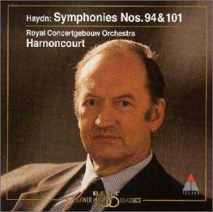 ハイドン:交響曲第101番「時計」&第94番「驚愕」