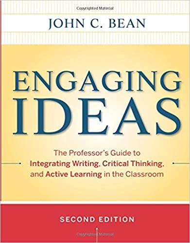 Engaging ideas the professors guide to integrating writing engaging ideas the professors guide to integrating writing critical thinking and active learning in the classroom 2nd edition fandeluxe Image collections
