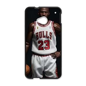 Michael Jordan HTC One M7 Cell Phone Case Black