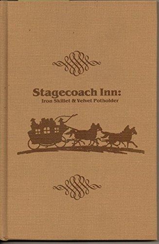 (STAGECOACH INN: Iron Skillet and Velvet Potholder)