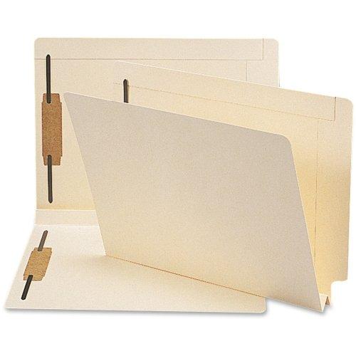 SMD34276 - Smead 34276 Manila End Tab Fastener File Folders with Reinforced Tab