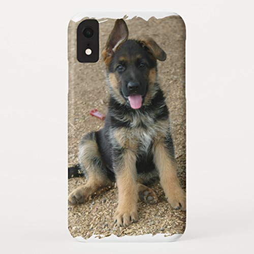 Case Mate Ipod Touch - Zazzle German Shepherd Puppy Itouch Case Case-Mate Barely There Apple iPhone XR Case