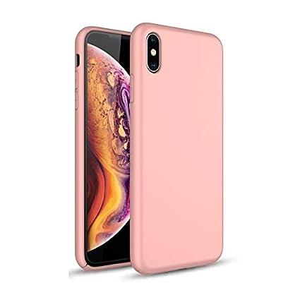Amazon.com: VINIL Original Serie iPhone X Funda, Slim Rubber ...