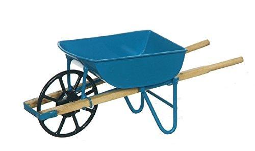 Dollhouse Miniature Wheelbarrow