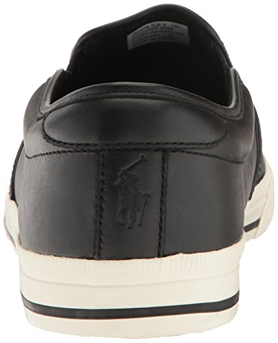 Polo Ralph Lauren Mænds Vaughn Sneaker Sort-1 wYNEN