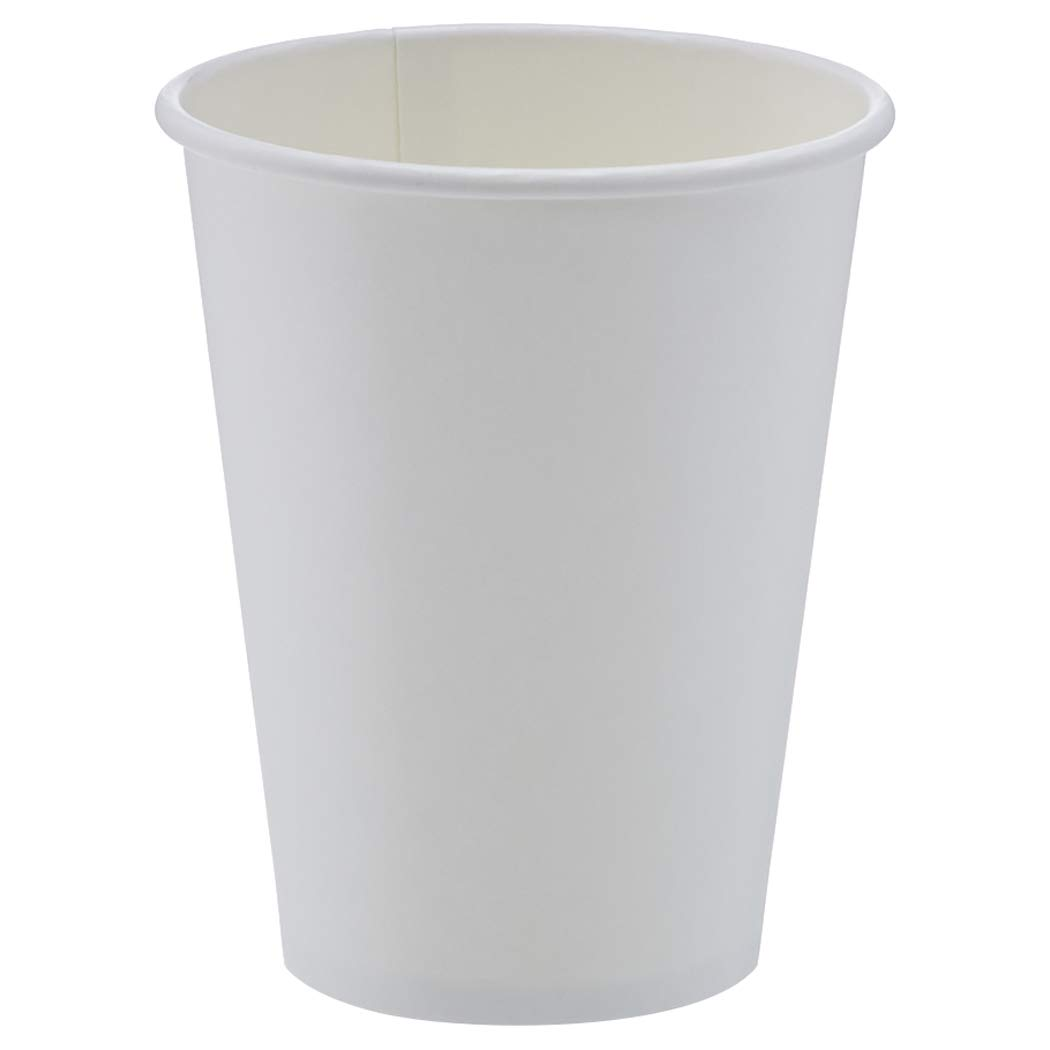 AmazonBasics 12 oz. Compostable PLA Laminated Hot Paper Cup, 1,000-Count