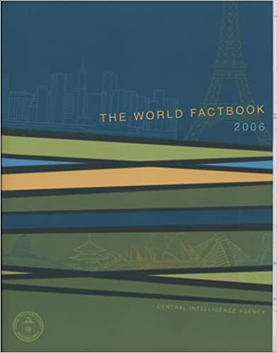 Download The World Factbook, 2006 (World Factbook (Claitors Paperback)) PDF, azw (Kindle)