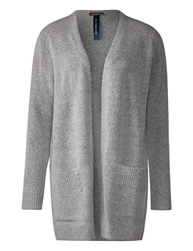 Melange 11423 Street Grau moon Cardigan Grey One Donna RR7YZ0