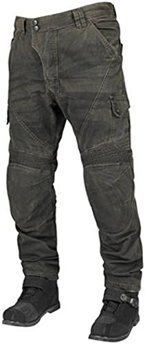 Speed and Strength Men's Dogs of War Olive Pants, 36X30 ()