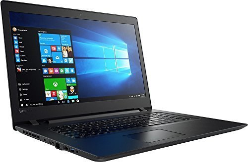 "Lenovo IDEAPAD 110-17IKB - 80VK003KUS - 17.3"" HD+ - Core i5-7200U - 8GB Memory - 1TB HDD - Black"