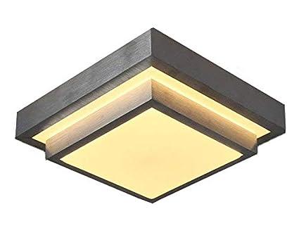 Natsen® LED Modern Deckenlampe Deckenleuchte Alu Badezimmer ...