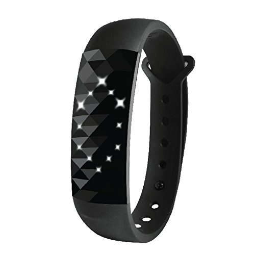 Akita Electronics Fitness Band - ALB067 - Day and Night Activity Tracker & Watch- Compatible With iPhone, iPad and Andriod Phones- Black by Akita Electronics (Image #5)