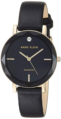 Anne Klein Dress Watch (Model: AK/3434BKBK)