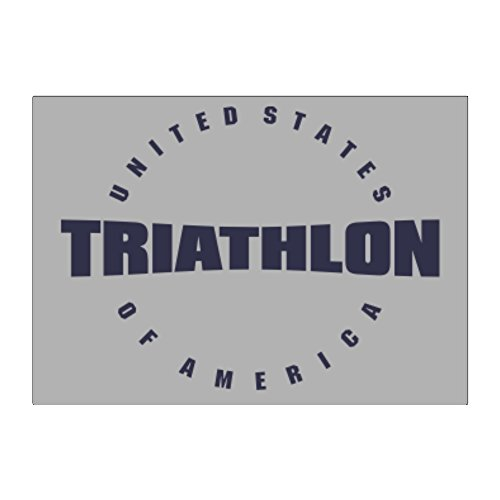 Teeburon USA Triathlon AMERICA ATHL DEPT Pack of 4 - Triathlon America