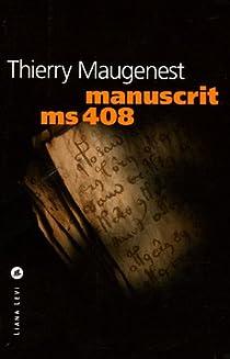Manuscrits ms 408 par Maugenest