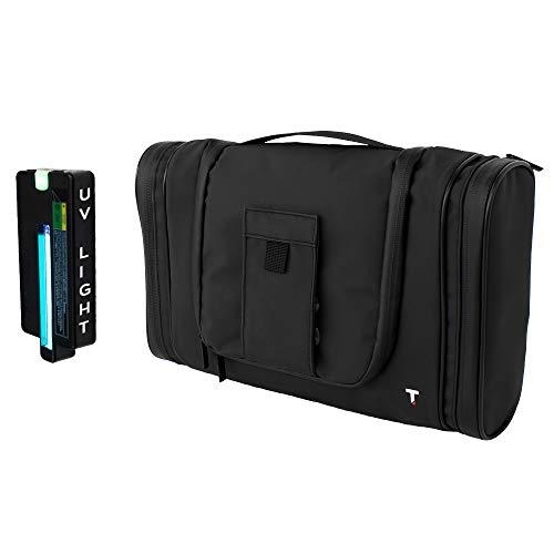 Taskin | Hanging Toiletry Bag | UV-C Light Emitter | Built-in 4 -