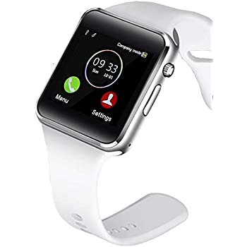 Amazon.com: YIIXIIYN Smart Watch Bluetooth Smart Watch Sport ...
