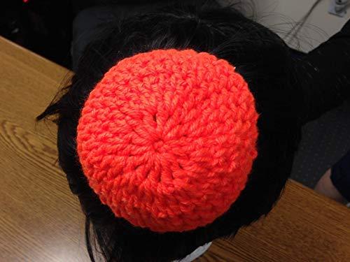 Hair Buns (set of 2) ballet dance wigs bathroom shampoo combs brushes hats crochet handmade