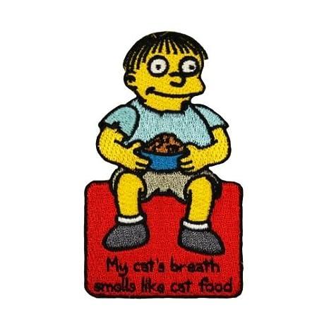The Simpsons - Ralph parche mi cat039, S Breath huele a Cat ...