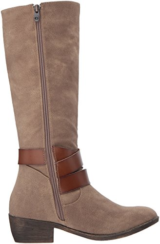 Blowfish Frauen Sharpshooter Boot Taupe Sattel Rock / Tan Farbstoff