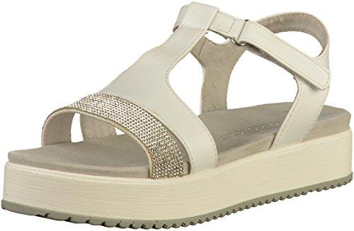 Marco Tozzi 30 White 28215 Sandals Womens 2 COrqwdC