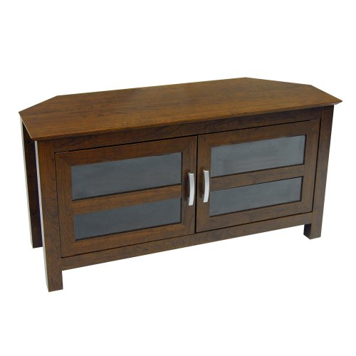 Walker Edison Cordoba TV Console, Brown